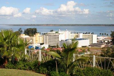 Maputo, Hôtel Girasol (c) Yves Traynard 2006