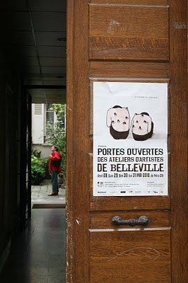 Paris, Belleville, AAB (c) Yves Traynard 2010