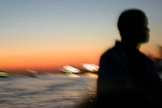 Maputo, en bateau sur l'estuaire (c) Yves Traynard 2006