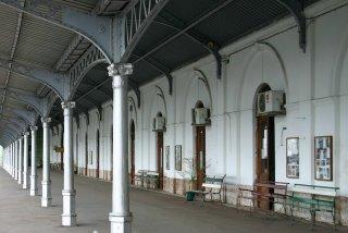 Maputo, Gare CFM (c) Yves Traynard 2006