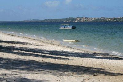 Bilene, la lagune (c) Yves Traynard 2006