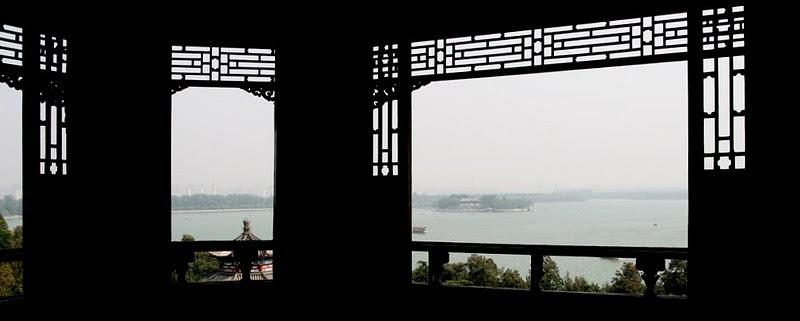 Pékin, Palais d'été (c) Yves Traynard 2009