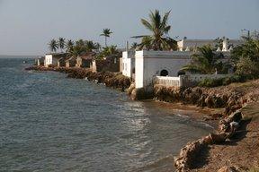 Ilha de Mozambique, coucher de soleil (c) Yves Traynard 2006