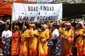 Ilha de Mozambique, fête de la Victoire (c) Yves Traynard 2006