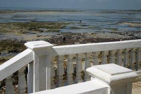 Ilha de Mozambique, balustrade (c) Yves Traynard 2006