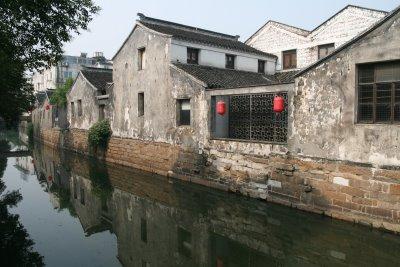 Suzhou, canaux (c) Yves Traynard 2009