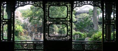Suzhou, Jardin (c) Yves Traynard 2009
