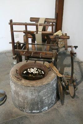 Suzhou, Musée de la soie (c) Yves Traynard 2009
