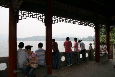 Hangzhou, West Lake (c) Yves Traynard 2009