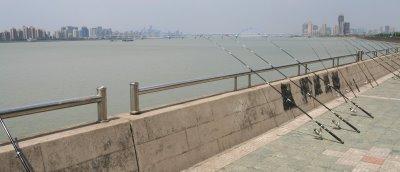 Hangzhou, fleuve Qiantang (c) Yves Traynard 2009