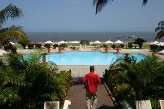 Maputo, Hôtel Polana (c) Yves Traynard 2006