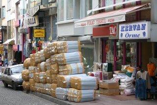 Istanbul, quartier de Beyazit (c) Yves Traynard 2006
