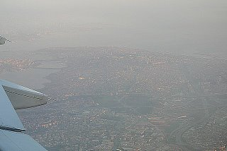 Istanbul, vue aérienne (c) Yves Traynard 2006