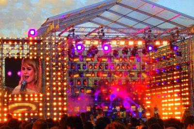 Paris, Hippodrome d'Auteuil, Fête de la musique 2008 (c) Yves Traynard 2008