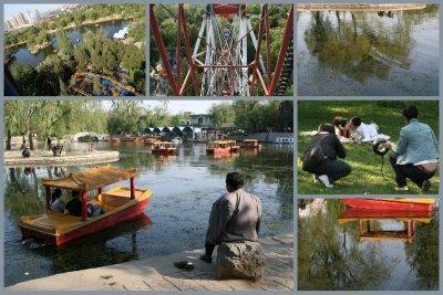 Baoding, Jardin public ouest (c) Yves Traynard 2009