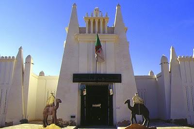 Ouargla, Sud algérien, musée saharien (c) Yves Traynard 2000