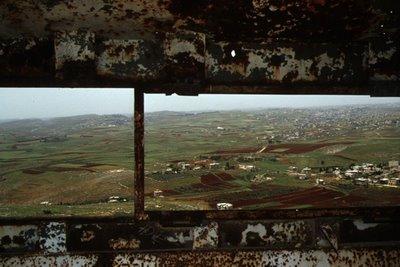 Sud Liban, Beaufort (c) Yves Traynard 2001