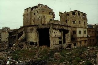 Liban, Beyrouth, (c) Yves Traynard 2001
