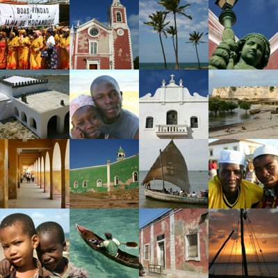 Mosaïque Ilha