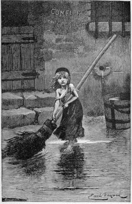 Cosette (c) domaine public