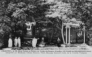 Le Péage de Roussillon, Maison Saint-Prix et parc Beauregard