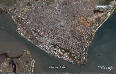Maputo (c) Google 2006