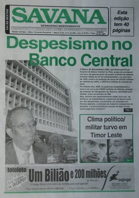Maputo, Savana (c) Yves Traynard 2006