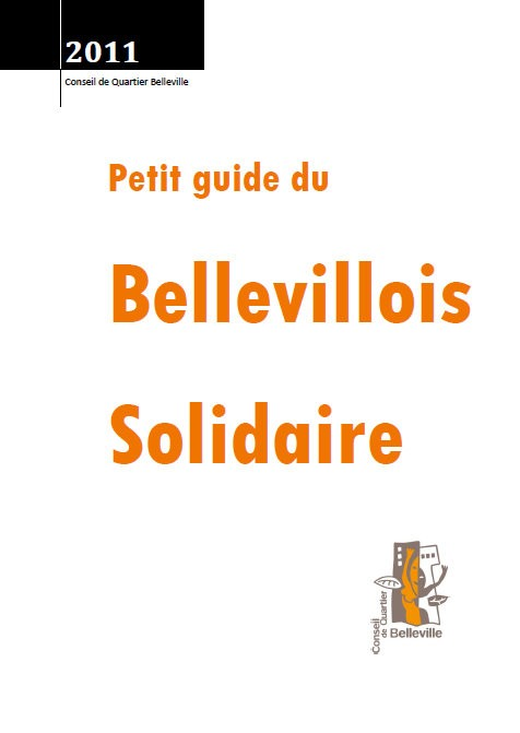Petit guide du Bellevillois solidaire
