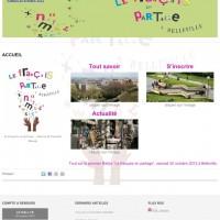 Site Le français en partage
