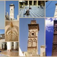 Le minaret d'Alep