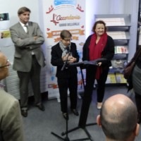 Inauguration de l'Accorderie du Grand Belleville