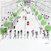 Ils sont où les Parisiens ?
