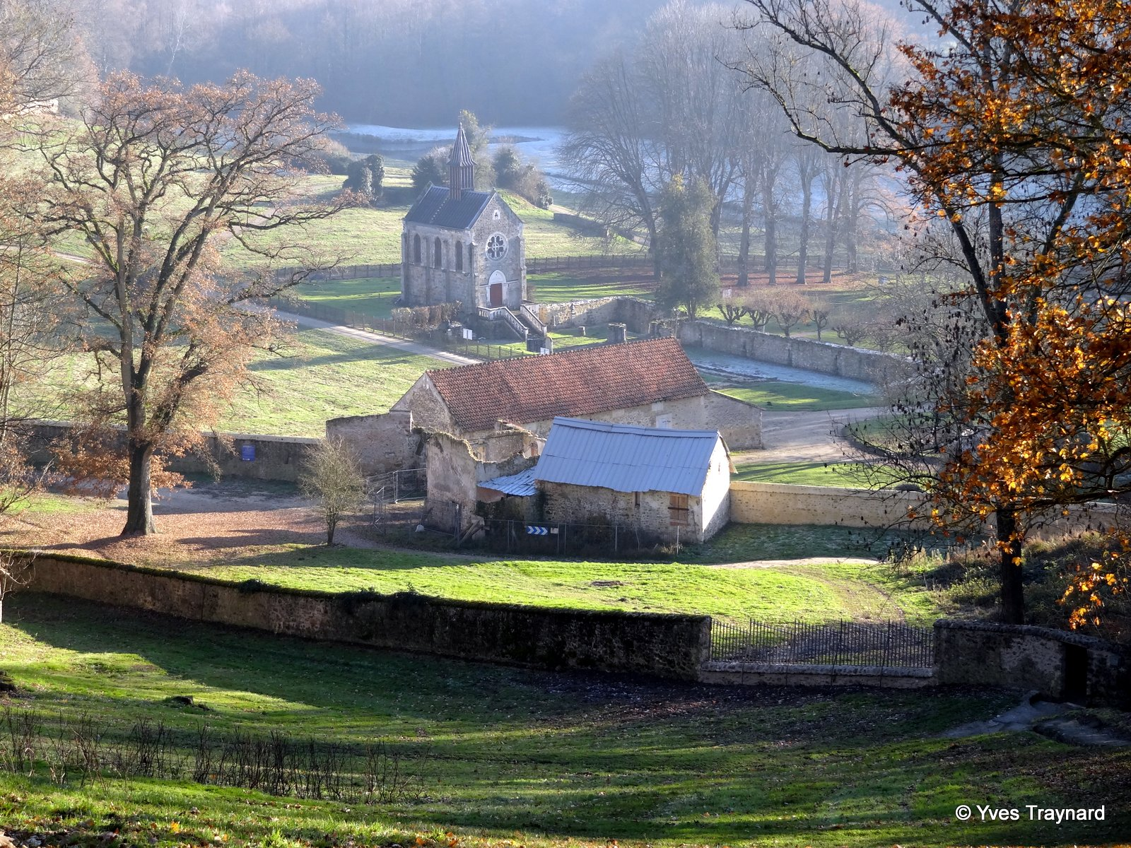 Chemin de Jean Racine
