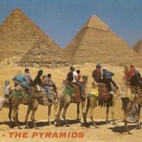 L'Egypte des clichés en cartes postales