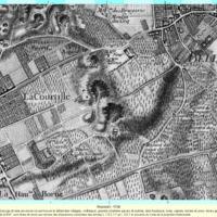 Plan de Belleville et Ramponeau