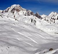Mont Blanc 4810,90 mètres